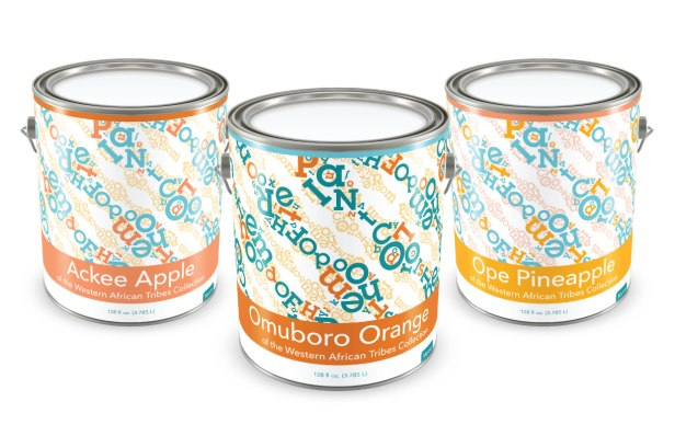 Paint Can Trio